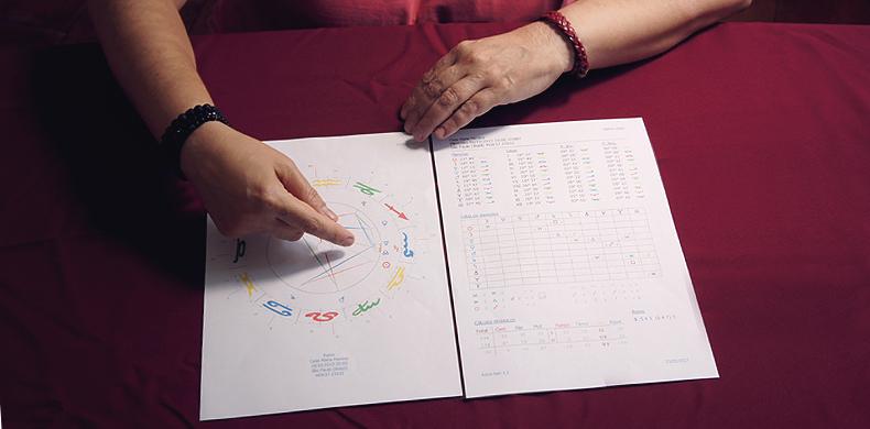 Astrologia por Ana Lucia Sarcià